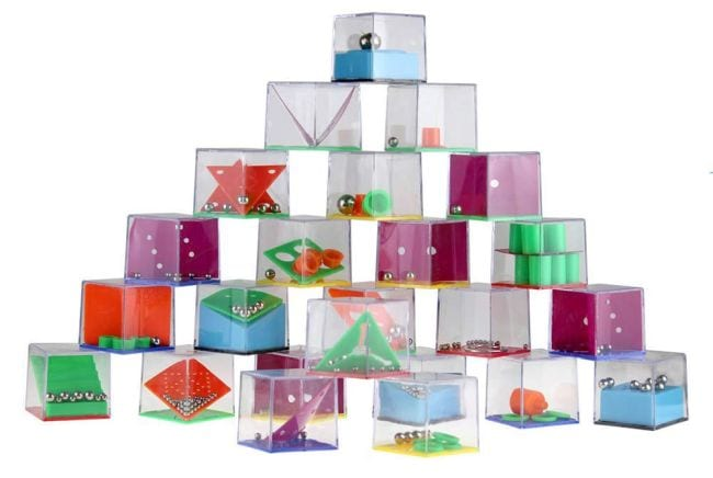 Treasure Box Puzzles