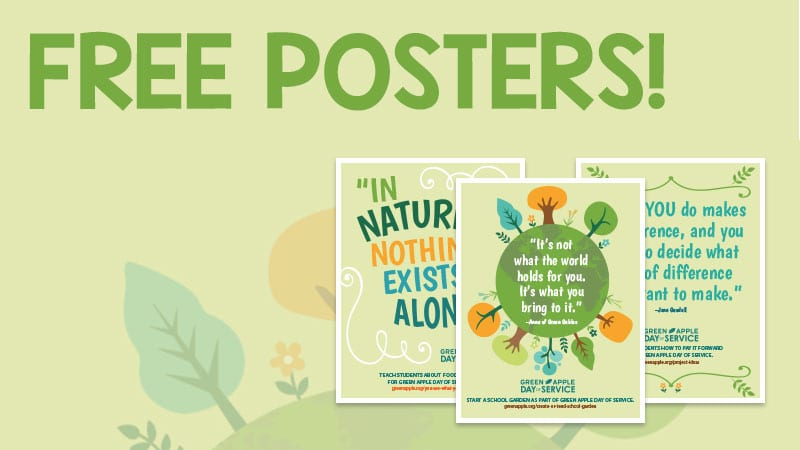 thank you for requesting to download the sustainability posters
