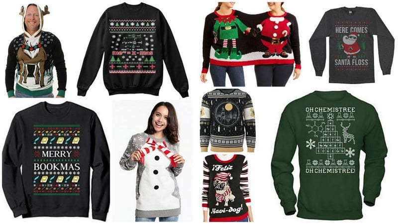 Horrible Christmas Sweaters.30 Of The Best Ugly Sweaters For Teachers Weareteachers