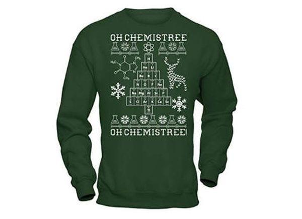 Ugly Sweaters Teachers Chemistree Amazon