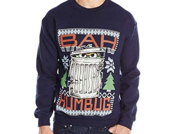 Ugly Sweaters Teachers Grouch Amazon