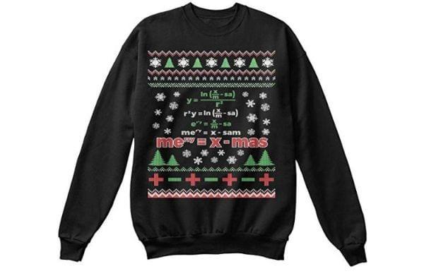 Ugly Sweaters Teachers Math Amazon