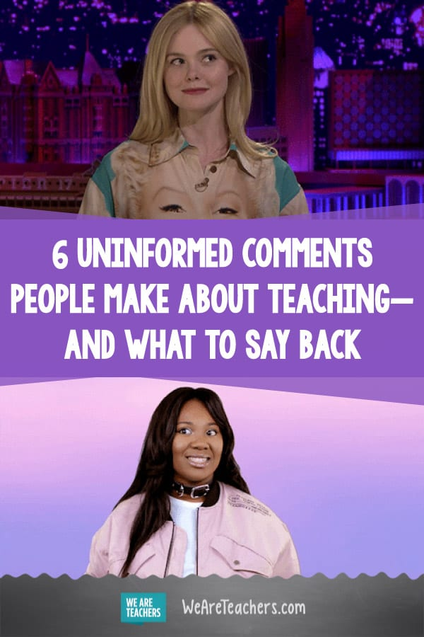 Say This, Not That: A Guide to Navigating Uncomfortable Conversations About Teaching