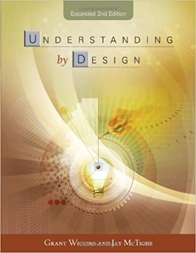 Understanding by Design book cover.