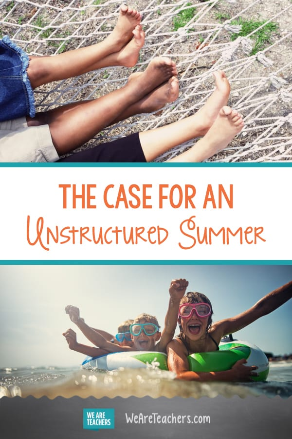 The Case for an Unstructured Summer