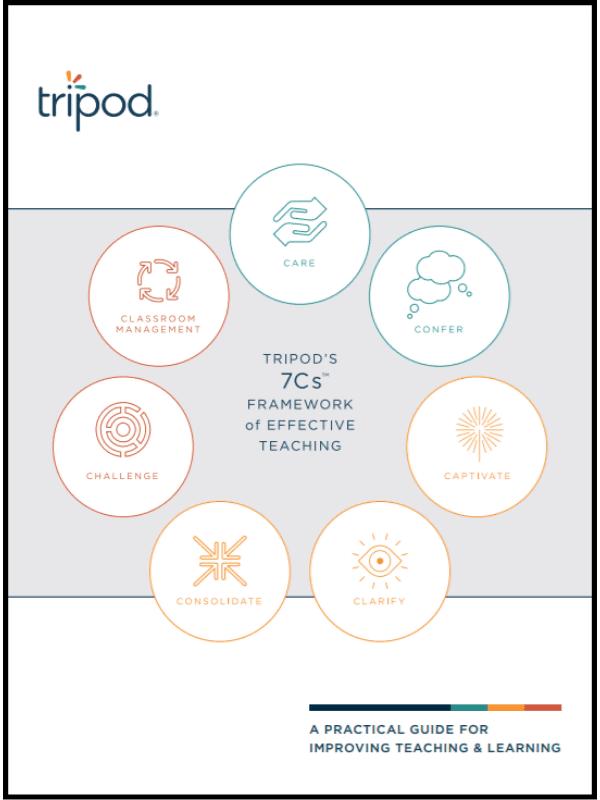 Tripod's 7Cs Framework of Effective Teaching