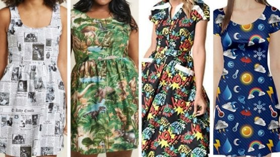 15 Teacher Dresses That Will Make You Feel Like Ms. Frizzle