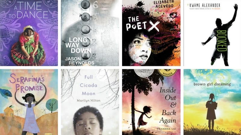 Best Novels in Verse for the Classroom