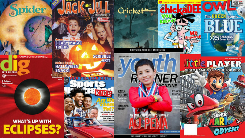 22 of the Best Magazines for Kids