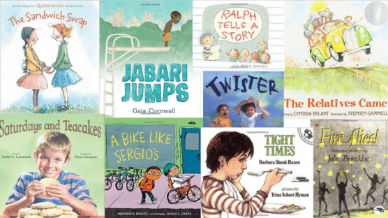Mentor Texts for Narrative Writing