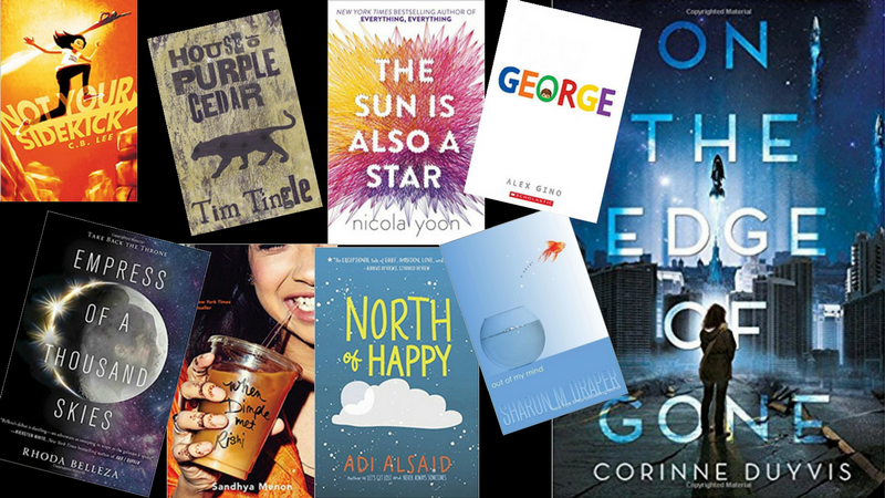 20 #OwnVoices Books To Share With Middle and High School Kids