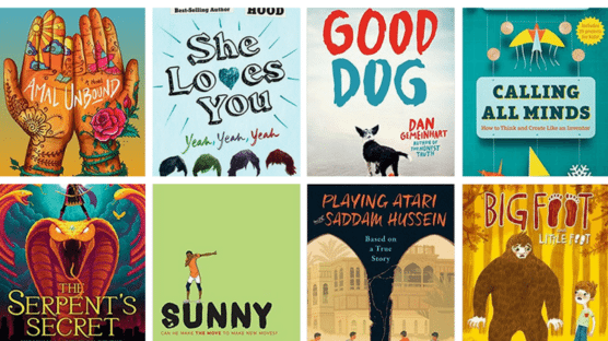 2018 Middle Grade Books You Have to Read