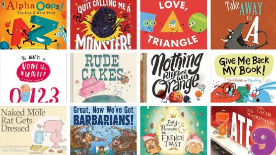 Best Funny Books for Kids