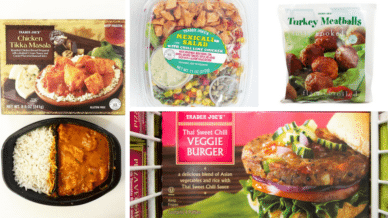 Trader Joe's Lunch Ideas