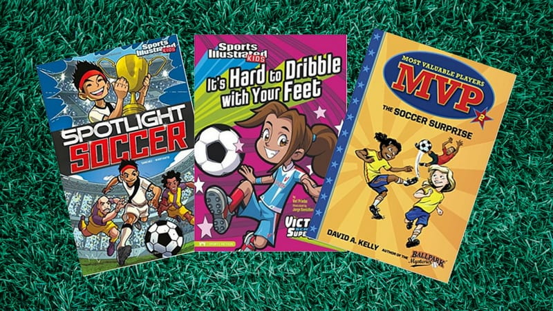 Best Soccer Books for Kids