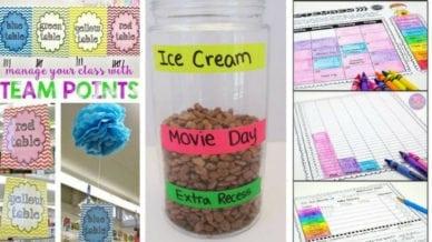 Classroom Behavior Chart Ideas