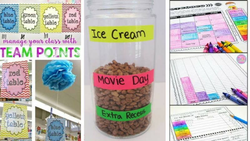 Classroom Reward Ideas Elementary ~ Classroom behavior chart ideas for teachers weareteachers