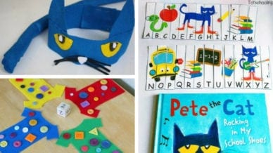 Best Pete the Cat Activities