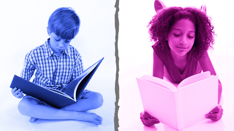 The Myth of Gendered Reading