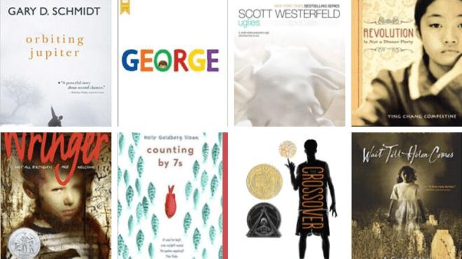 Best Middle School Books