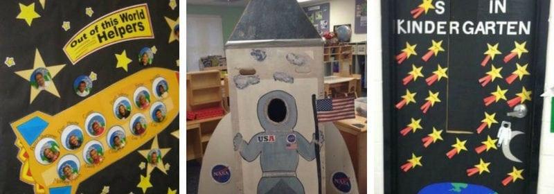 Space-Themed Classroom Ideas