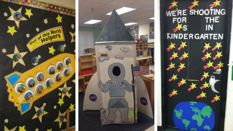Space-Themed Classroom Ideas