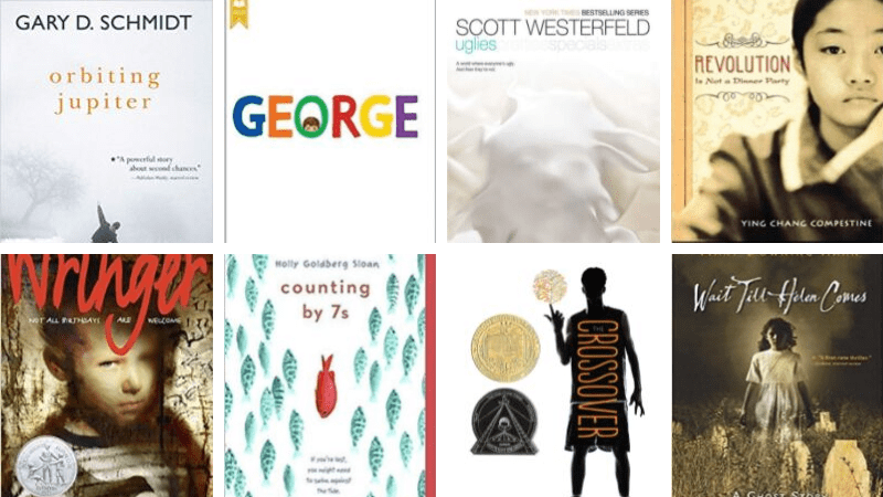 Best Middle School Books, As Chosen by Teachers - WeAreTeachers