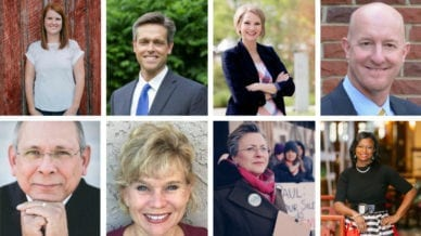 Meet 8 Teachers Running for Office