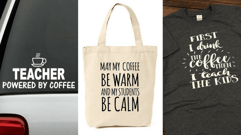 20 Awesome Finds for Teacher Coffee Lovers
