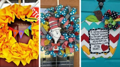 Best Teacher Wreaths for the Classroom
