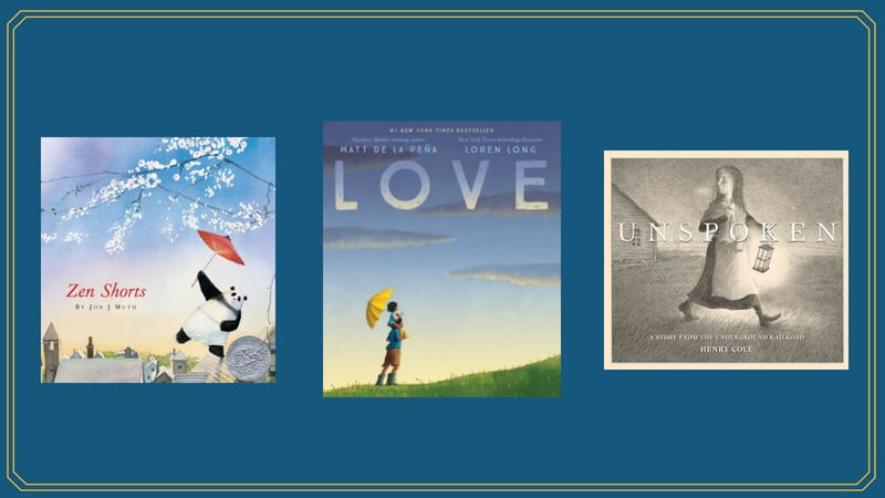 Best Picture Books for High School English