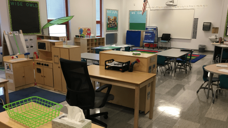 Minimalist Classroom Design: Why It\'s Effective & How to Do It