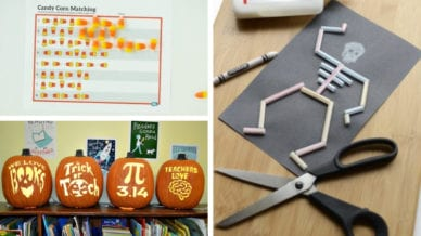 Best Halloween Classroom Games