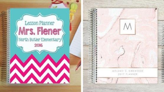 The Best Teacher Planners
