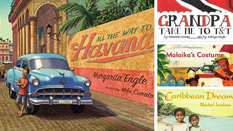 Best Caribbean Books for Kids