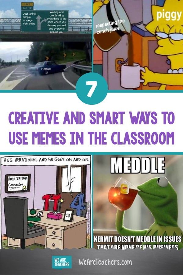 7 Creative and Smart Ways to Use Memes in the Classroom