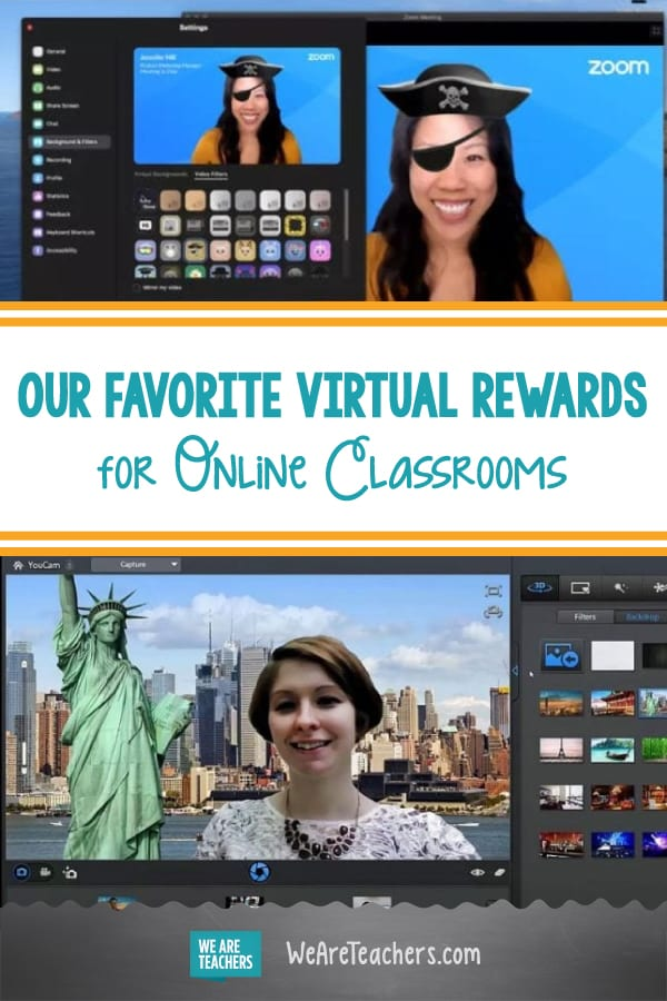 Our Favorite Virtual Rewards for Online Classrooms