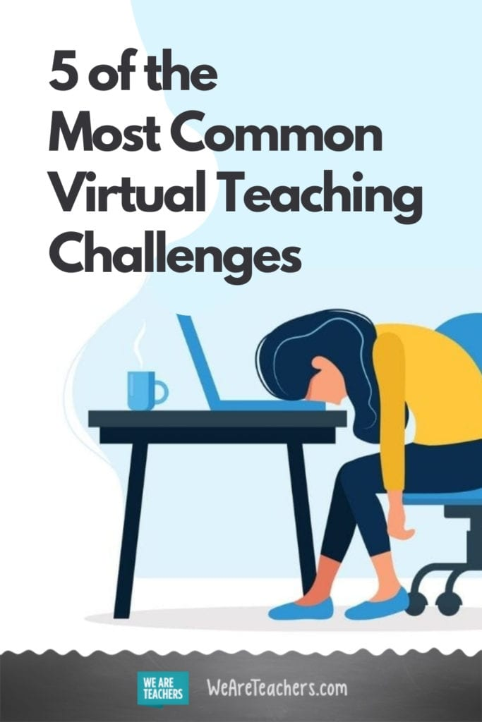5 of the Most Common Virtual Teaching Challenges (Plus How to Tackle Them)