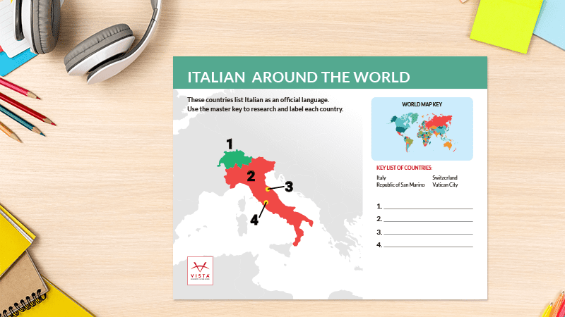 Language-Map-Posters-Italian