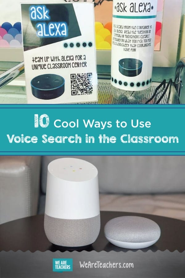 10 Cool Ways to Use Voice Search in the Classroom