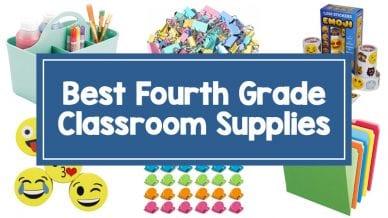 4th Grade Classroom Supplies