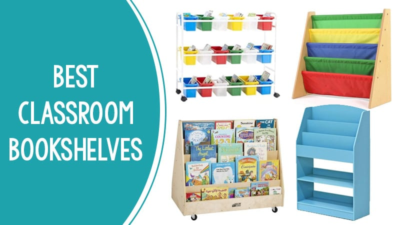 20 Amazing Classroom Bookshelves For All Your Organizing Needs