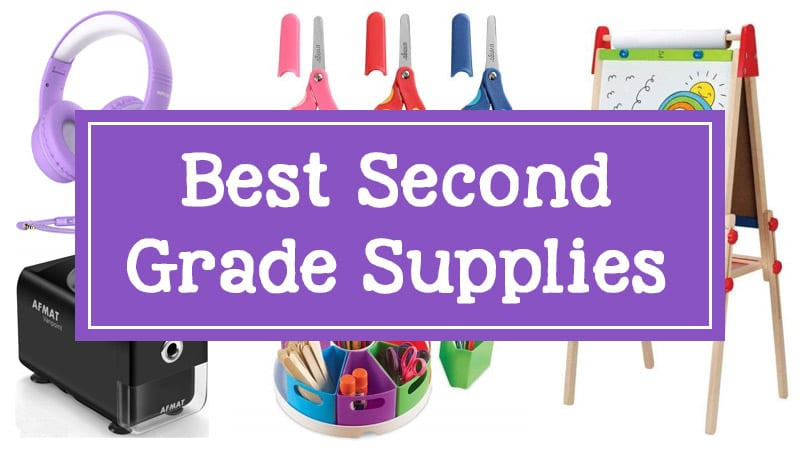 Best Second Grade Supplies