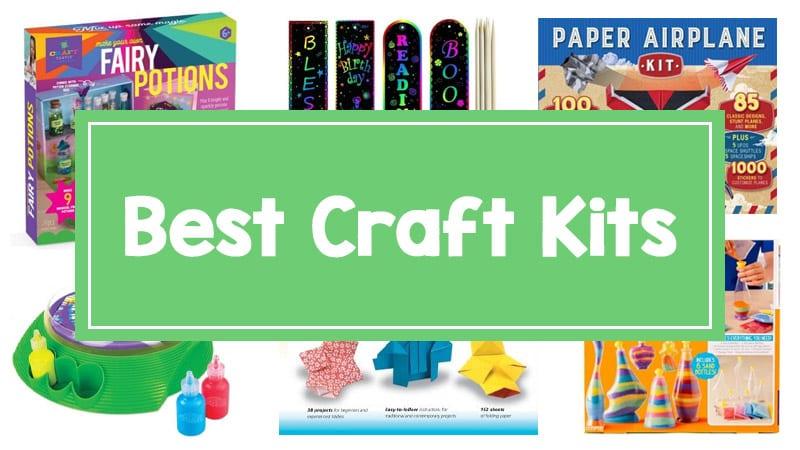 Select: No 1, No 2, No 3, No 4, No 5 or No 6 Creative Activity Craft Kits