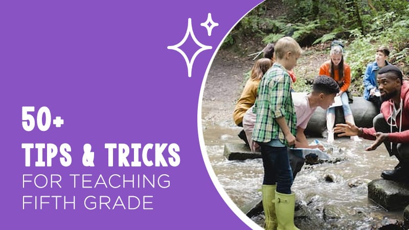 50 tips and tricks for teaching fifth grade