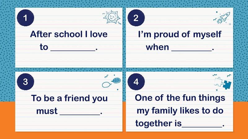 25 Fun First Grade Writing & Storytelling Prompts + Download