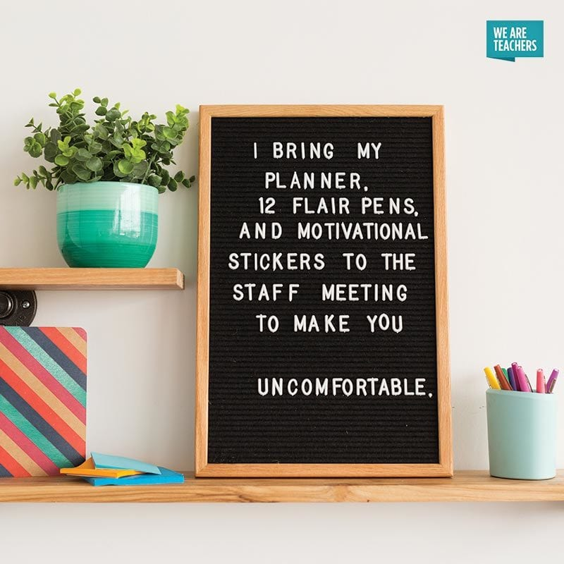 Teacher Letter Board Sayings You Ll Want To Steal For Your Classroom