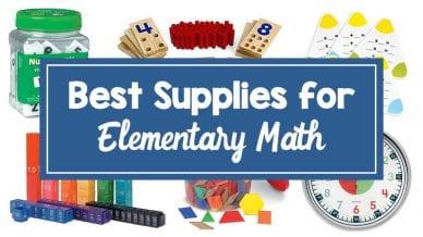 Math Supplies