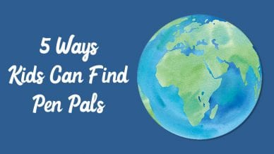 Virtual Pen Pals