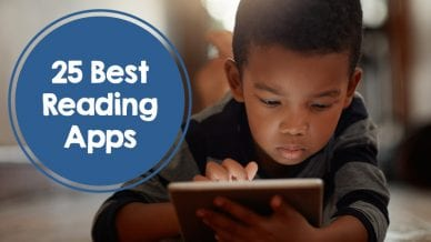 Reading Apps Feature
